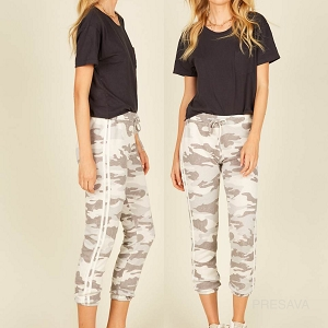 Summer Style Camo Joggers