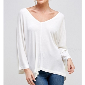 Trisha Quarter Sleeve Top