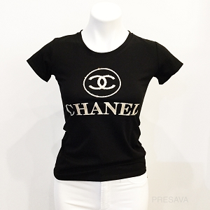 CC Beads & Crystals Fashion Tee
