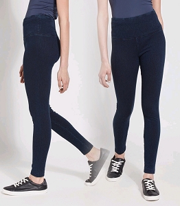 Comfort Denim Leggings