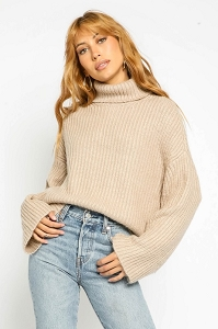 Rene Turtle Neck Sweater