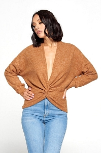 Ruch Twisted Front Top