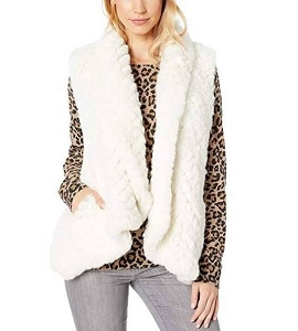 Vira Winter Faux Fur Vest