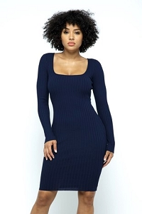 Albe Knit Dress